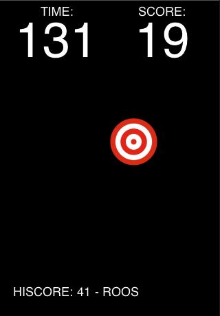 Screenshot Target Practise