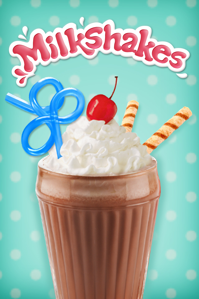 Screenshot iMAKE Milkshakes
